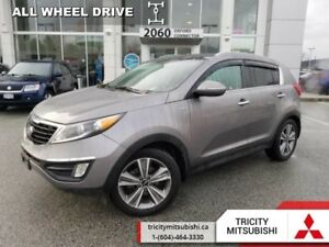 2014 Kia Sportage SPORTAGE EX/LX AWD  - Leather Seats