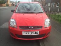 2007 FORD FIESTA FULLY AUTOMATIC