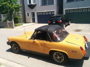 1976 MG Midget in Burlington