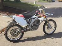 2005 Honda crf250r