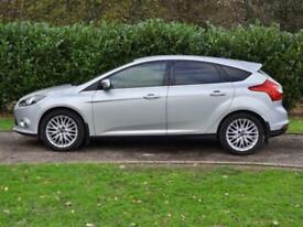 Ford Focus 1.6 Zetec 5dr PETROL MANUAL 2011/61