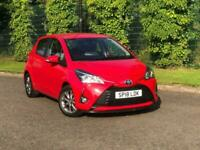 2018 Toyota Yaris Icon 1.5 VVT-i 5dr Hatchback Petrol Manual