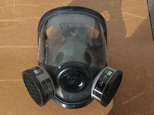 North® by Honeywell 5400 Series Full Face Respirator