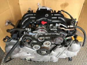 Acura Honda Subaru nissan infiniti engine available