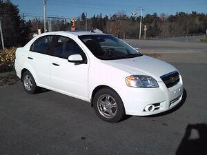 2010 Chevrolet Aveo LT Sedan