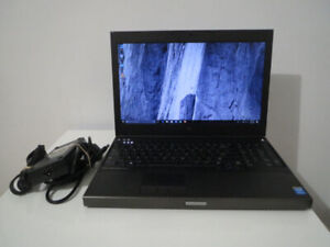 15 15.6 Dell Workstation Gaming laptop i7 8GB 1080p Graphics 2GB