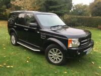 Land Rover Discovery 3 2.7TD V6 auto 2008MY SE