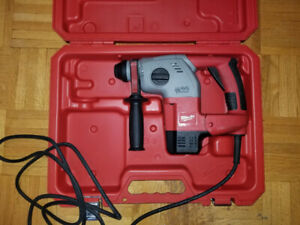 Milwaukee SDS-Plus 1in Rotary Hammer Drill