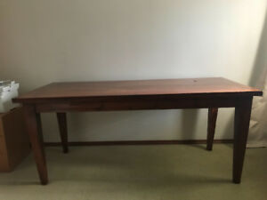 Solid SPRUCE Dining Room Table