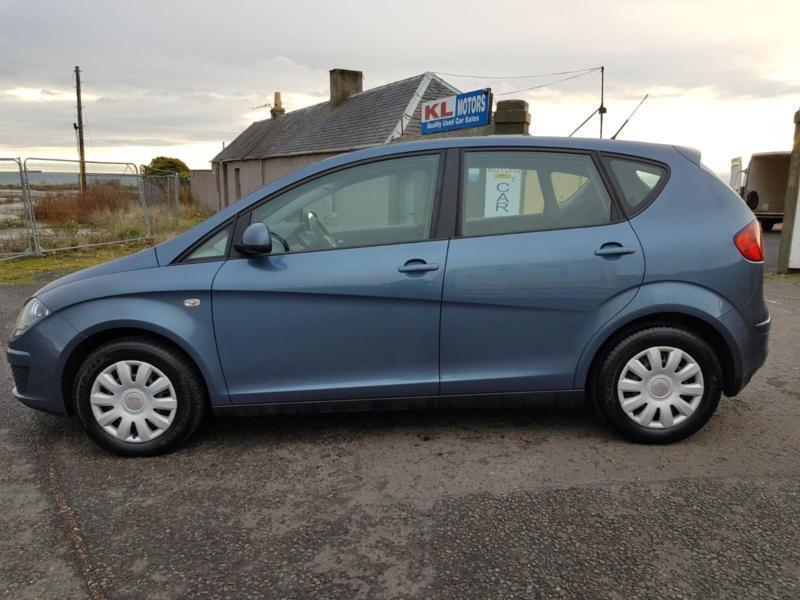 VERY LOW MILEAGE - SEAT Altea 1.9 TDI - UP TO 62 MPG | in Kirkcaldy ...