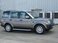 Land Rover Discovery 3 2.7TD V6 Automatic GS 4X4 7 Seater NOW SOLD