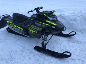2018 Ski-Doo 600rs E-tec