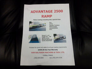 Advantage 2500 Ramps ( Spring Special ) Kawartha Lakes Peterborough Area image 6