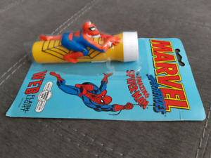 Marvel Super Heroes Spiderman Flashlight