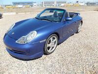 1999 Porsche 911 Carrera 4 Cabriolet Convertible