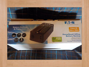 Battery Backup and Protection New in Box Eaton 3S 550VA / 330W