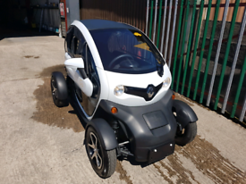 Renault Twizy 2018 full electric