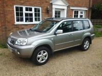 2004 NISSAN X-TRAIL AUTOMATIC FINANCE AVAILABLE BAD CREDIT NO PROBLEM