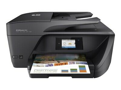 HP OFFICEJET 6962 WIRELESS ALL-IN-ONE COLOR INKJET PRINTER *DISTRESSED PKG