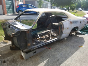 1972 Duster Shell