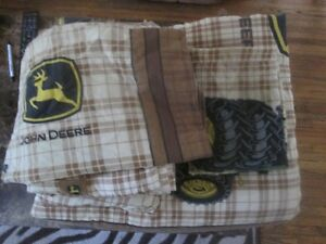 John Deere Bedding