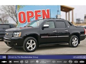 2013 Chevrolet Avalanche LTZ LTZ Black Diamond|RARE|LOW KM|NA...