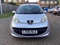 2006 Peugeot 107 1.0 12v Urban Hatchback 3dr Petrol Manual (109 g/km, 67