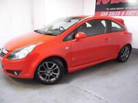 Vauxhall/Opel Corsa 1.2i 16v 2008 (58) SXi Just 52863 Miles X Pack Body Kit