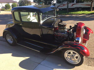 Fully Restored 1929 FORD Model A Roadster