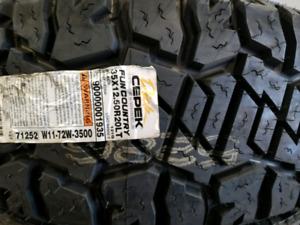 Dick Cepek Fun Country Tires