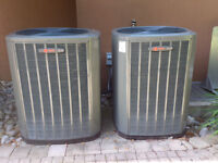 A/C Repair ,  Gas line installation and hook up