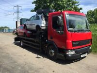 Scrap cars and vans wanted , free fast collection , top prices paid !!!