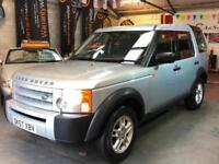 LAND ROVER DISCOVERY 3 TDV6 GS Silver Manual 2.7 V6 Diesel, 2007 (57)