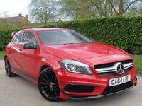 MERCEDES-BENZ A-CLASS A180SE ECO CDI + A45 AMG AERO PACK STYLING + PX WELCOME