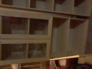 Wall unit/cabinet