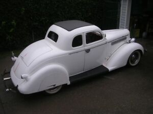 1935 Dodge Brothers Coupe Old School Resto Rod