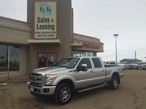 2015 Ford F-350 Platinum Diesel/Nav/Sunroof $54867