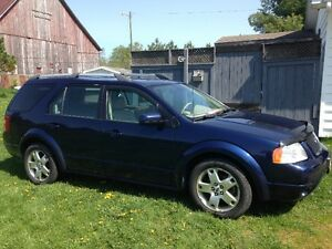 2006 Ford FreeStyle/Taurus X Limited Wagon