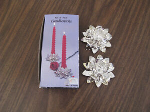 NEW Candle holders **Excellent gifts Prince George British Columbia image 4