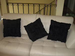 PILLOWS - Very Nice COUCH, SOFA, CHAIR PILLOWS-set of Four