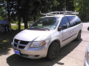 2003 Dodge Grand Caravan Work/Trades Van ***UPDATED***