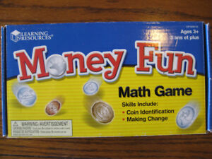 Money Fun Math Game from Learning Resources