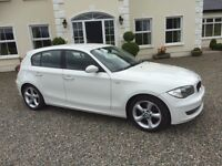 BMW 2008 116i ES EDITION, LOW MILES 63300, 1 YEARS MOT to AUG 2017