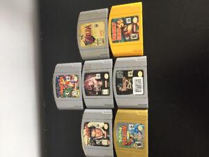 Jeux de Nintendo 64