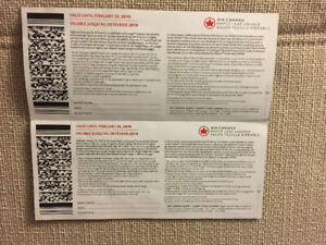 Maple Leaf Lounge Passes - Air Canada