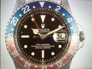 Looking for vintage Rolex