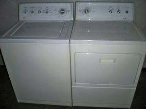 """""""NEWER KENMORE WASHER/DRYER LIKE NEW """""""