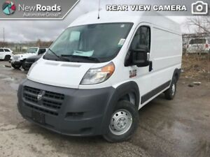 "2018 Ram ProMaster 1500 High Roof 136"" WB  - $209.67 B/W"