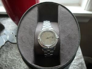 Ladies Citizen Eco-Drive Watch Model FE1150-58H