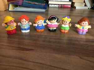 Fisher Price Little people miscellaneous people